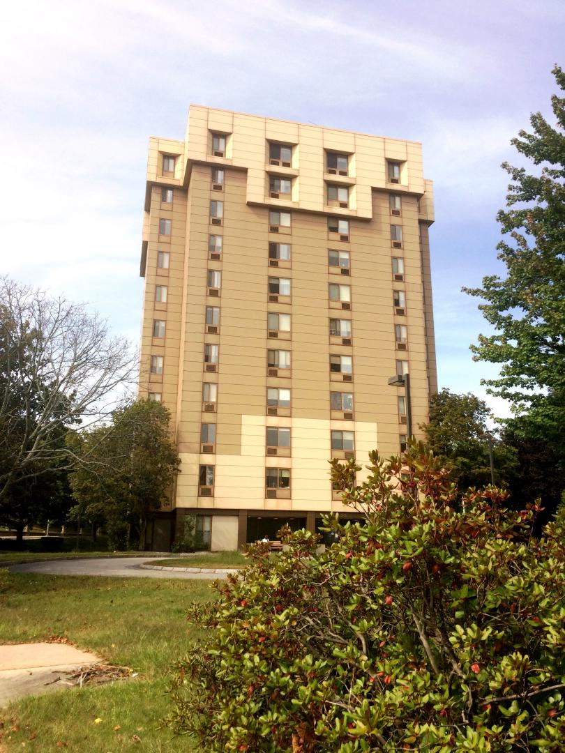 Image of Henry J. Pariseau Apartments in Manchester, New Hampshire