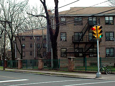 Image of Bradley Court in Newark, New Jersey