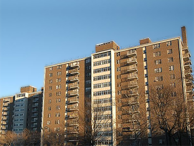 Image of Baxter Terrace Elderly in Newark, New Jersey