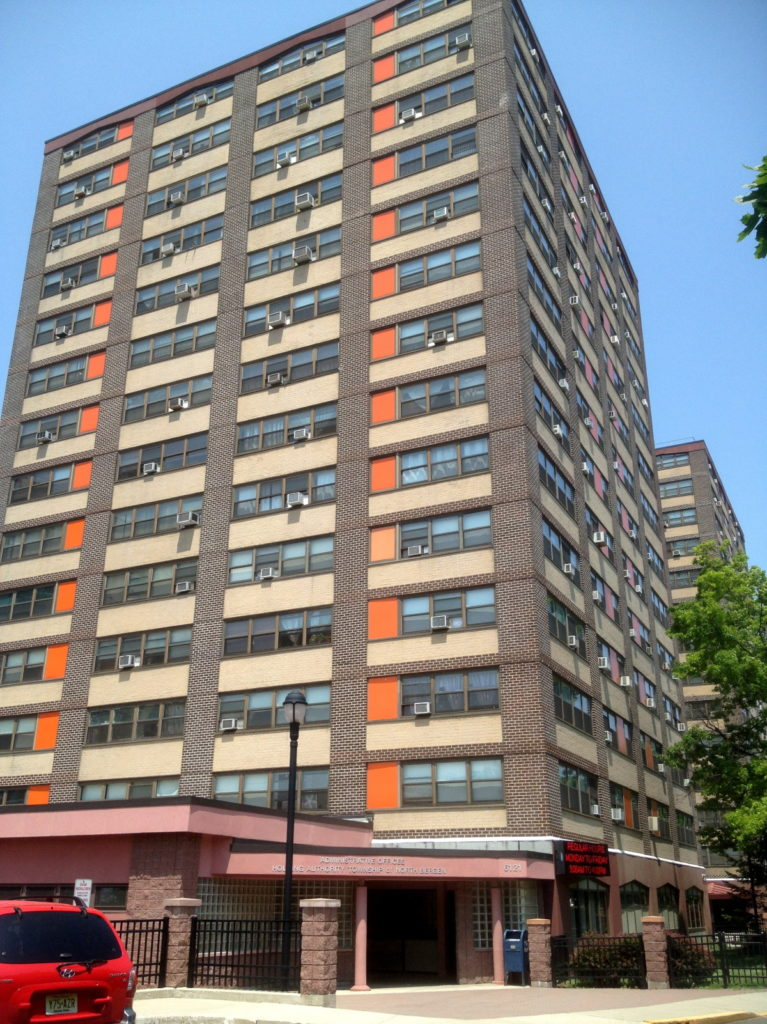 Image of Lawler Towers in North Bergen, New Jersey