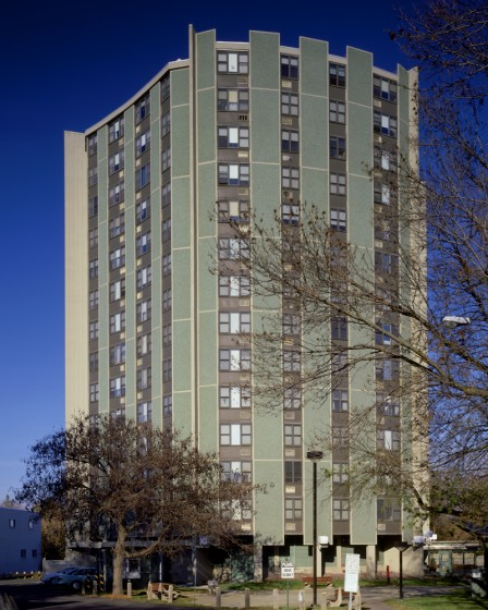 Image of Westview Apartments in Albany, New York