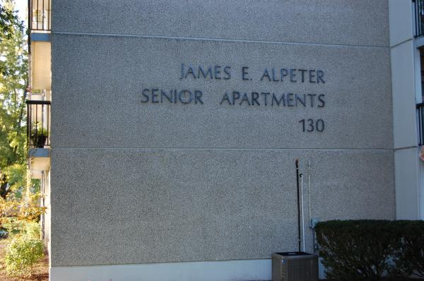 Image of James E Alpeter