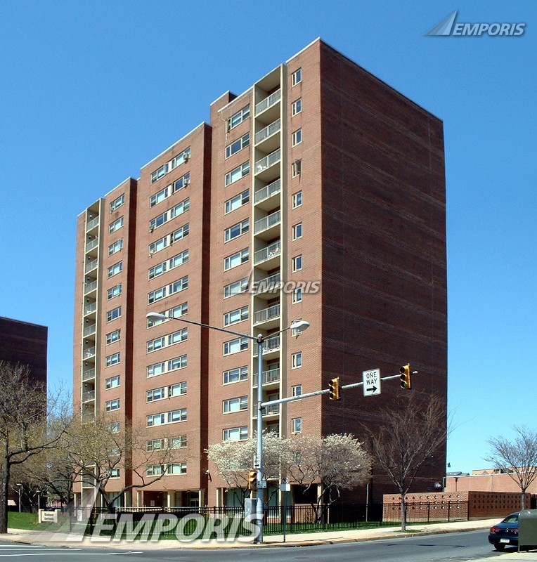 Image of Dwight D. Eisenhower Apartments in Reading, Pennsylvania