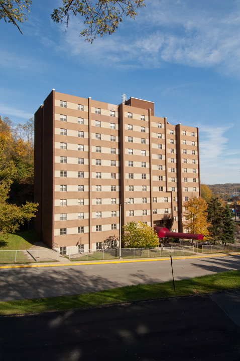 Image of Sheffield Towers in Aliquippa, Pennsylvania