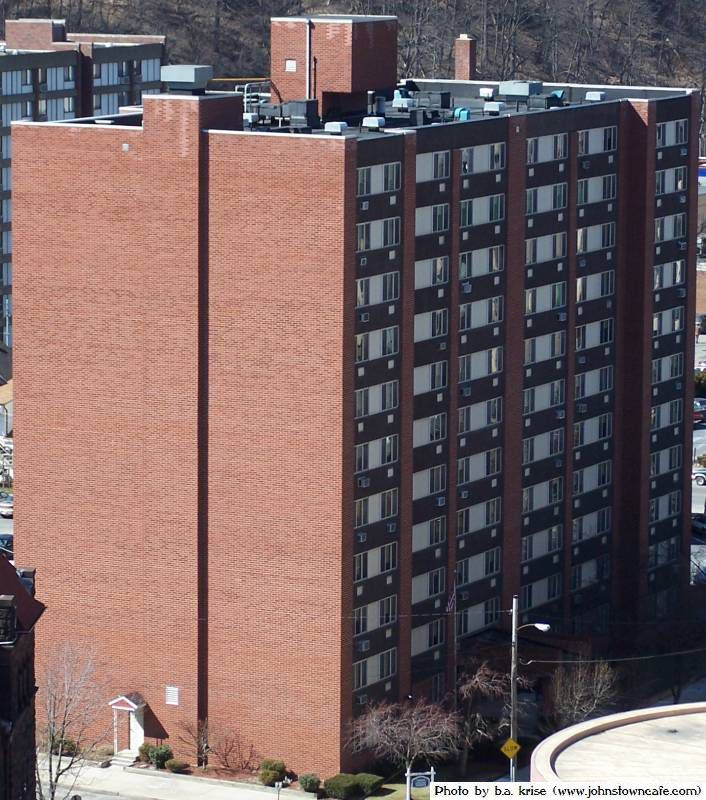 Image of Townhouse Towers in Johnstown, Pennsylvania