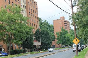 Image of Hoy Towers in Steelton, Pennsylvania