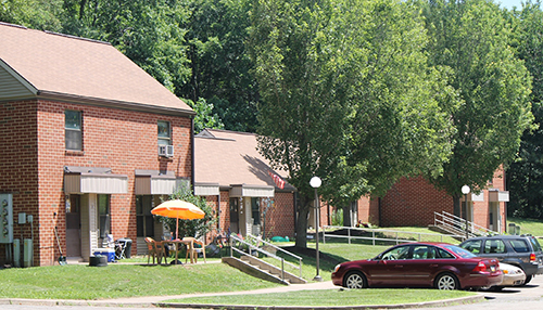 Image of Laurel Hill in Williamstown, Pennsylvania