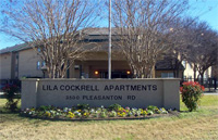 Image of Lilia Cockrell Apartments in San Antonio, Texas