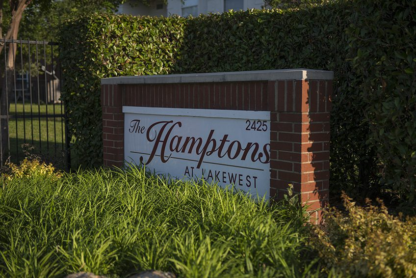 Image of Hamptons at Lakewest in Dallas, Texas