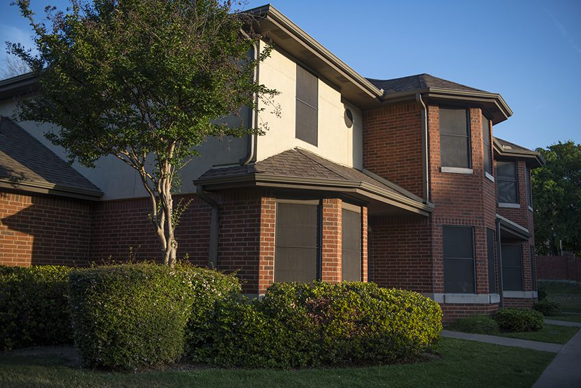 Image of Frankford Townhomes in Dallas, Texas