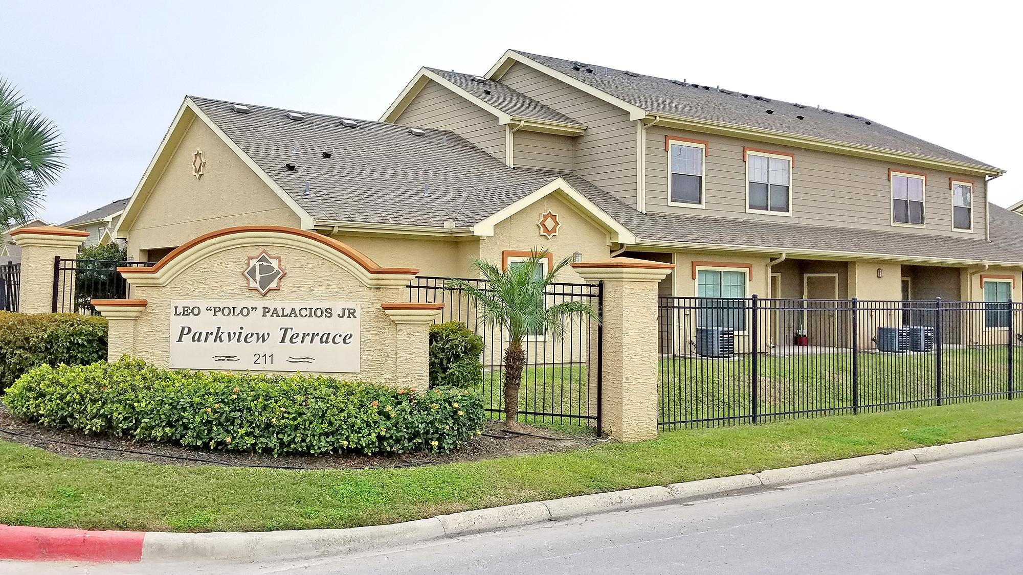 Image of Parkview Terrace in Pharr, Texas