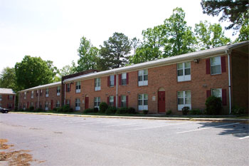 Image of Aqueduct Apartments in Newport News, Virginia