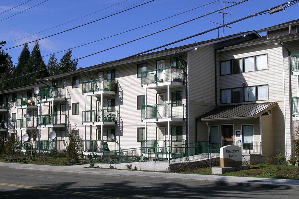 Image of Paramount House in Shoreline, Washington