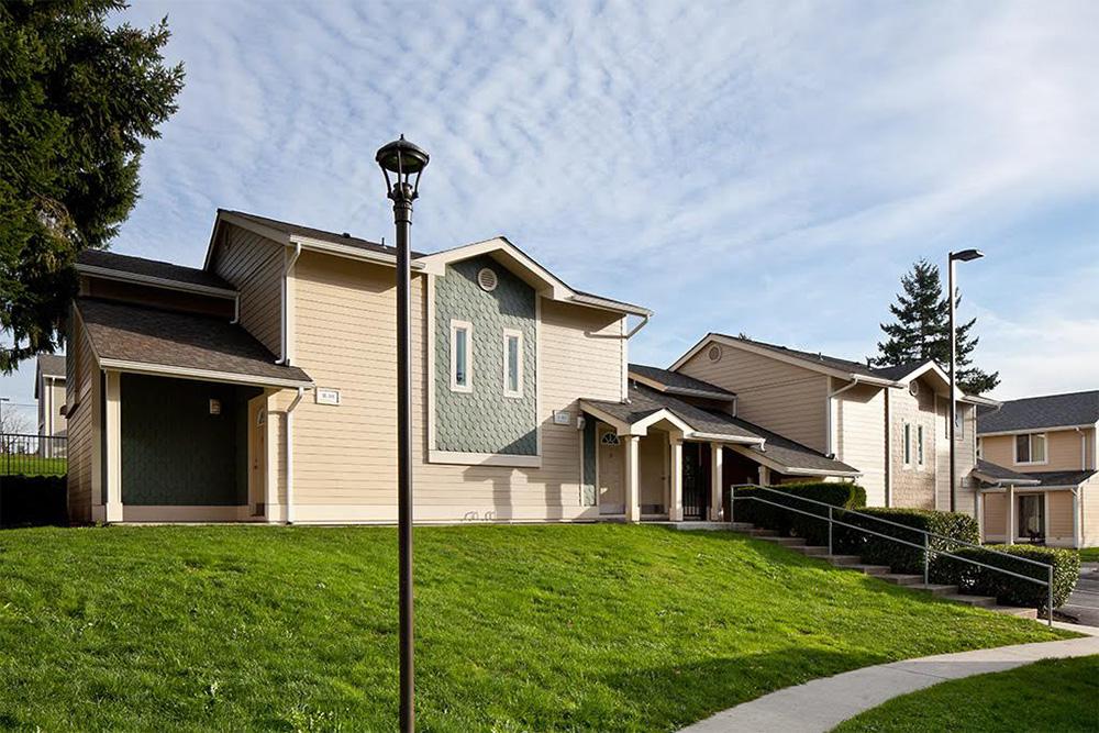 Image of Cascade Apartments in Kent, Washington