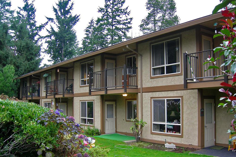 Image of Casa Madrona in Olympia, Washington