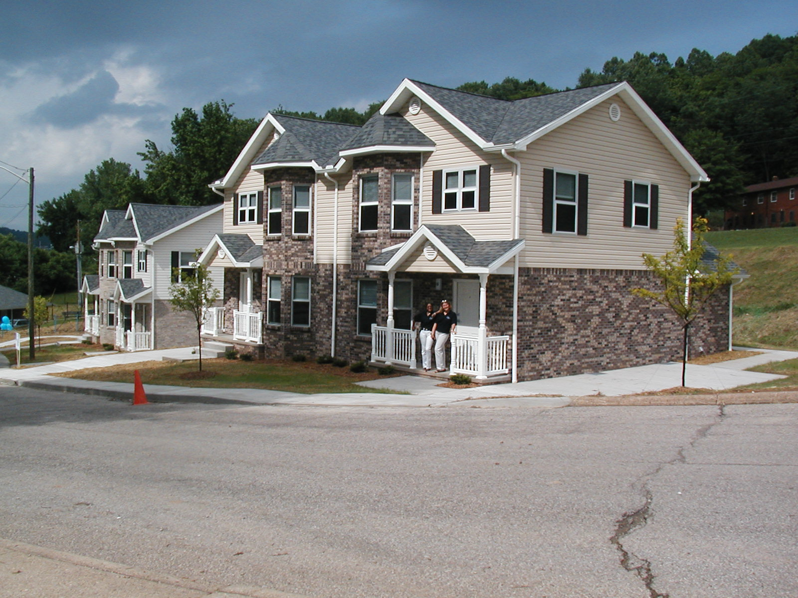 Image of Orchard Manor in Charleston, West Virginia
