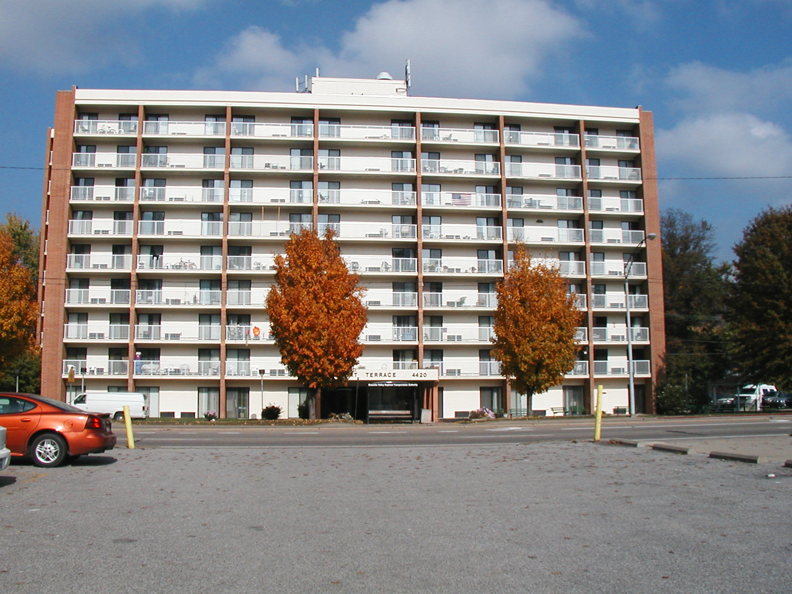 Image of Lippert Terrace in Charleston, West Virginia