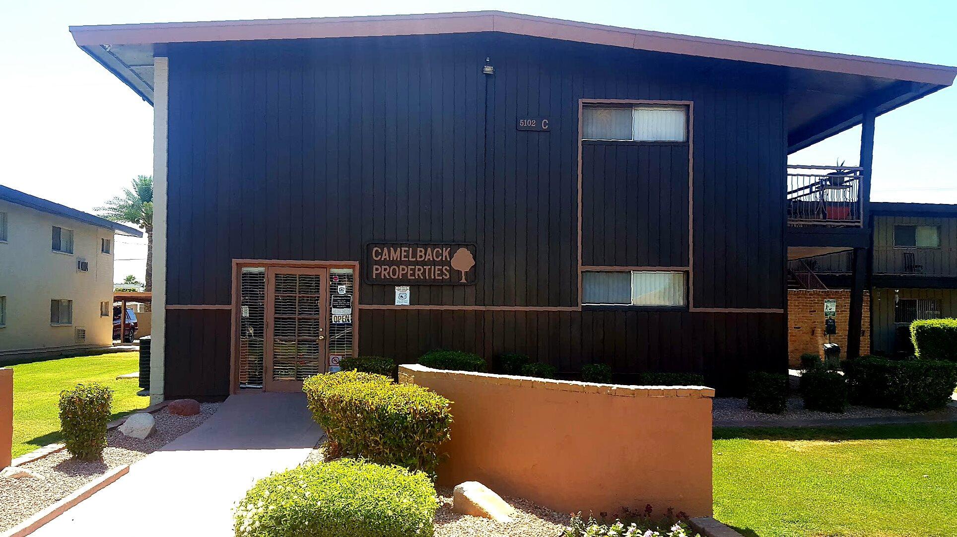 Image of Camelback Properties in Phoenix, Arizona