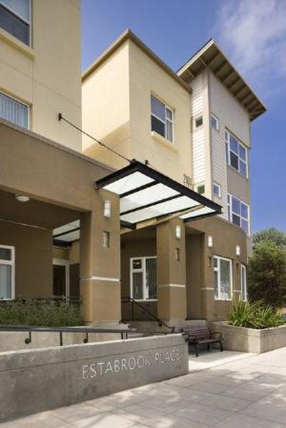 Image of Estabrook Senior Housing in San Leandro, California