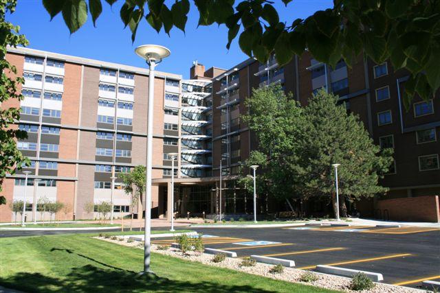 Image of Hirschfeld Towers in Denver, Colorado