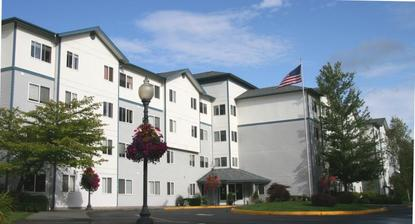 Image of Garden Senior Village Apartments in Lynnwood, Washington