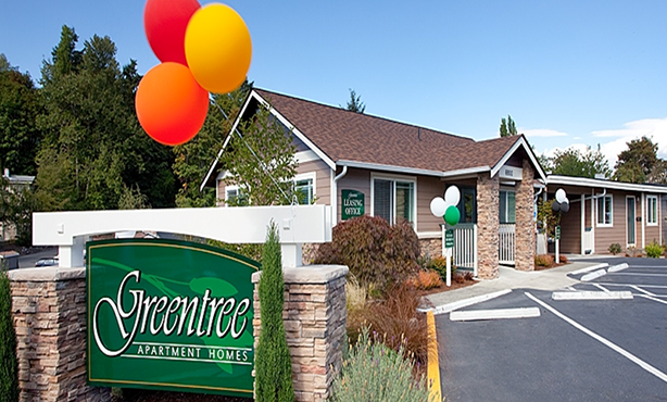 Image of Greentree Apartments in Seattle, Washington
