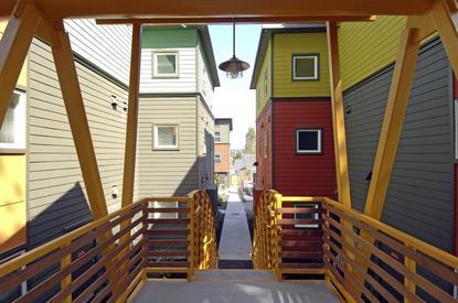 Image of Samaki Commons in Seattle, Washington