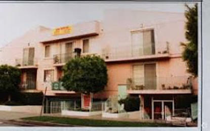 Image of Bronson Court Apartments in Los Angeles, California