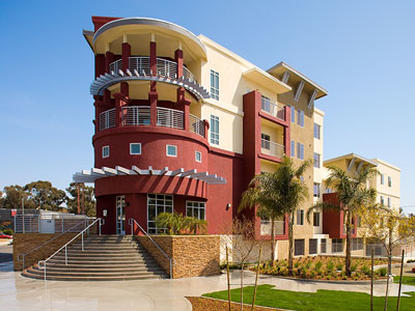 Image of Gateway I Family Apartments in San Diego, California