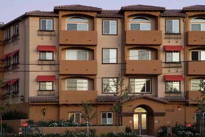 Image of Asturias Senior Apartments in Los Angeles, California