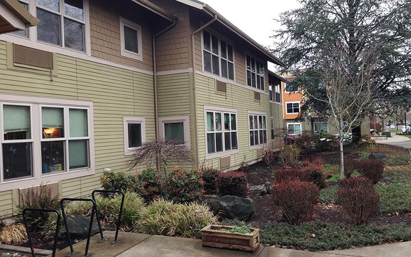 Image of Rain Garden Apartments