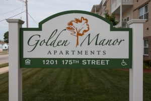 Image of Golden Manor Apartments in Hammond, Indiana