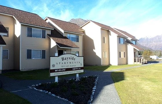 Image of Bayside Apartments in Seward, Alaska