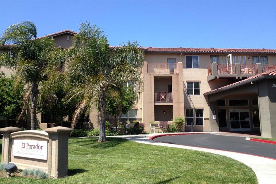 Image of El Parador Senior Apartments in San Jose, California