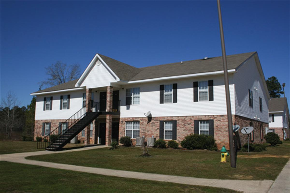 Image of Pine Haven Estates in Hattiesburg, Mississippi