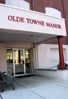 Image of Olde Towne Manor in Perkasie, Pennsylvania