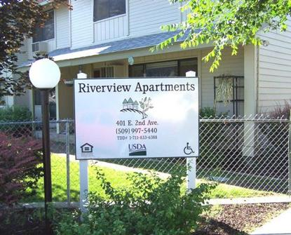 Image of Riverview Apartments in Twisp, Washington