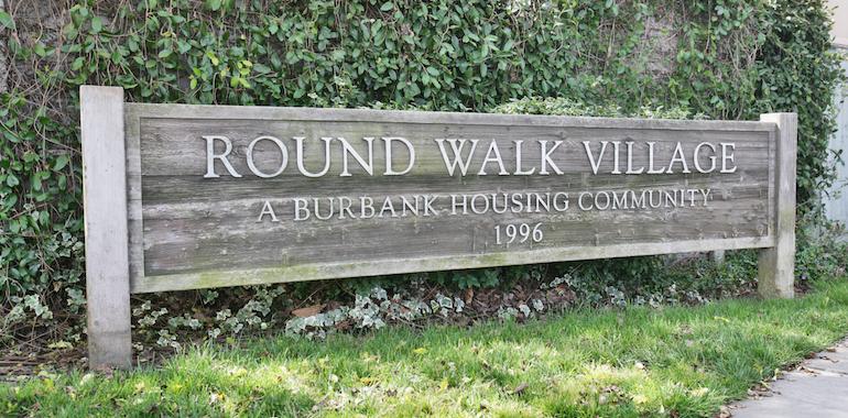 Image of Round Walk Village in Petaluma, California