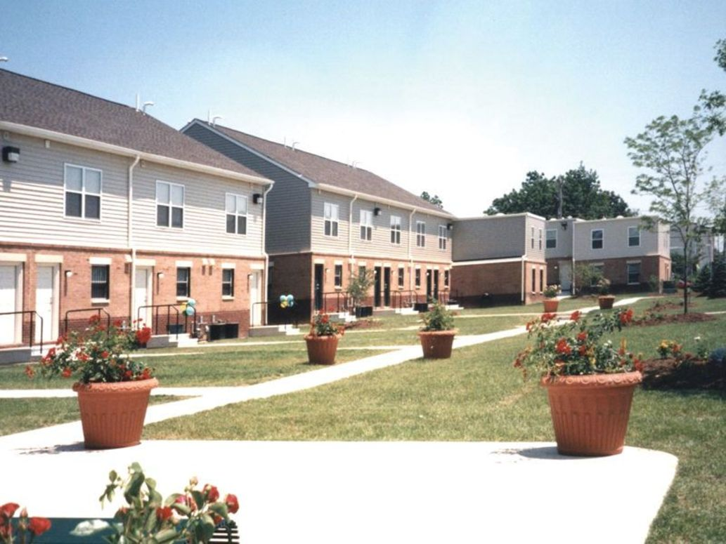 Image of Sharswood Apartments