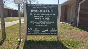 Image of Emerald Park Apartments in Inola, Oklahoma