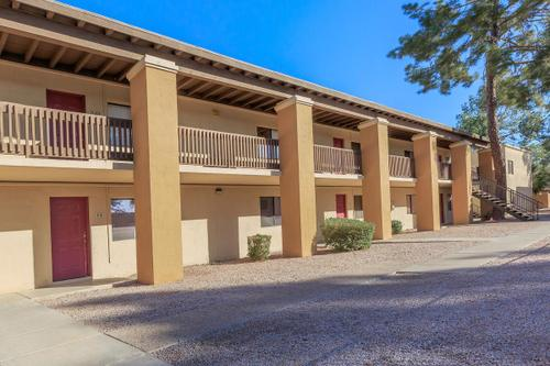 Image of Whispering Pines Apartments in Phoenix, Arizona