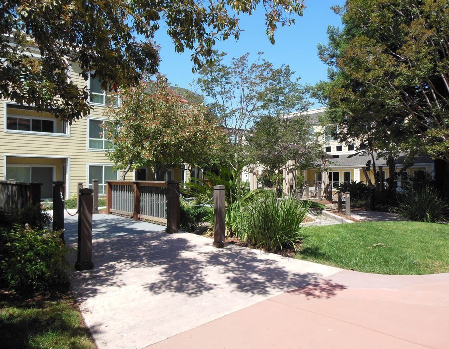 Image of Rincon Gardens Apartments in Campbell, California
