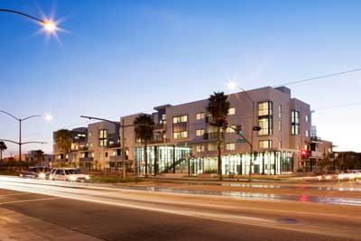 Image of Long Beach + Burnett Apartments in Long Beach, California