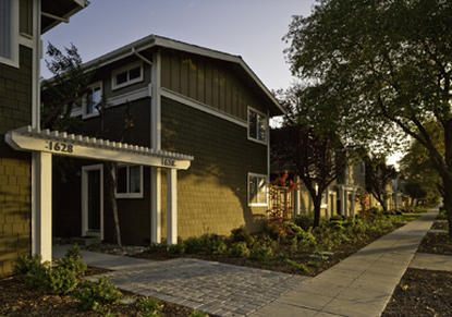 Image of Hillsdale Townhouses