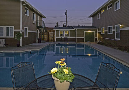 Image of Hillsdale Townhouses in San Jose, California
