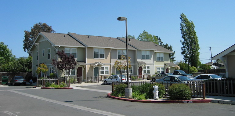 Image of Panas Place Apartments in Santa Rosa, California