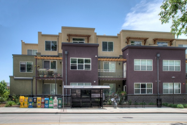 Image of Broadway West Community in Boulder, Colorado