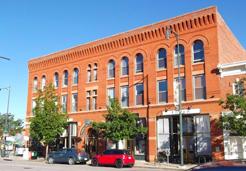 Image of Burlington Hotel Lofts in Denver, Colorado