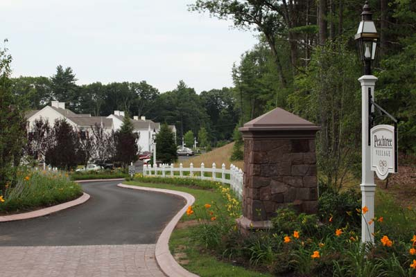 Image of Peachtree Village in Avon, Connecticut