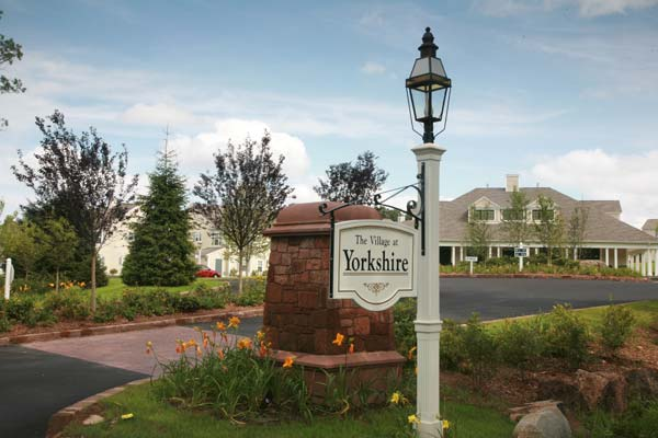 Image of Village at Yorkshire in Farmington, Connecticut
